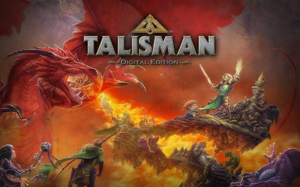 Talisman Digital Edition Titolo