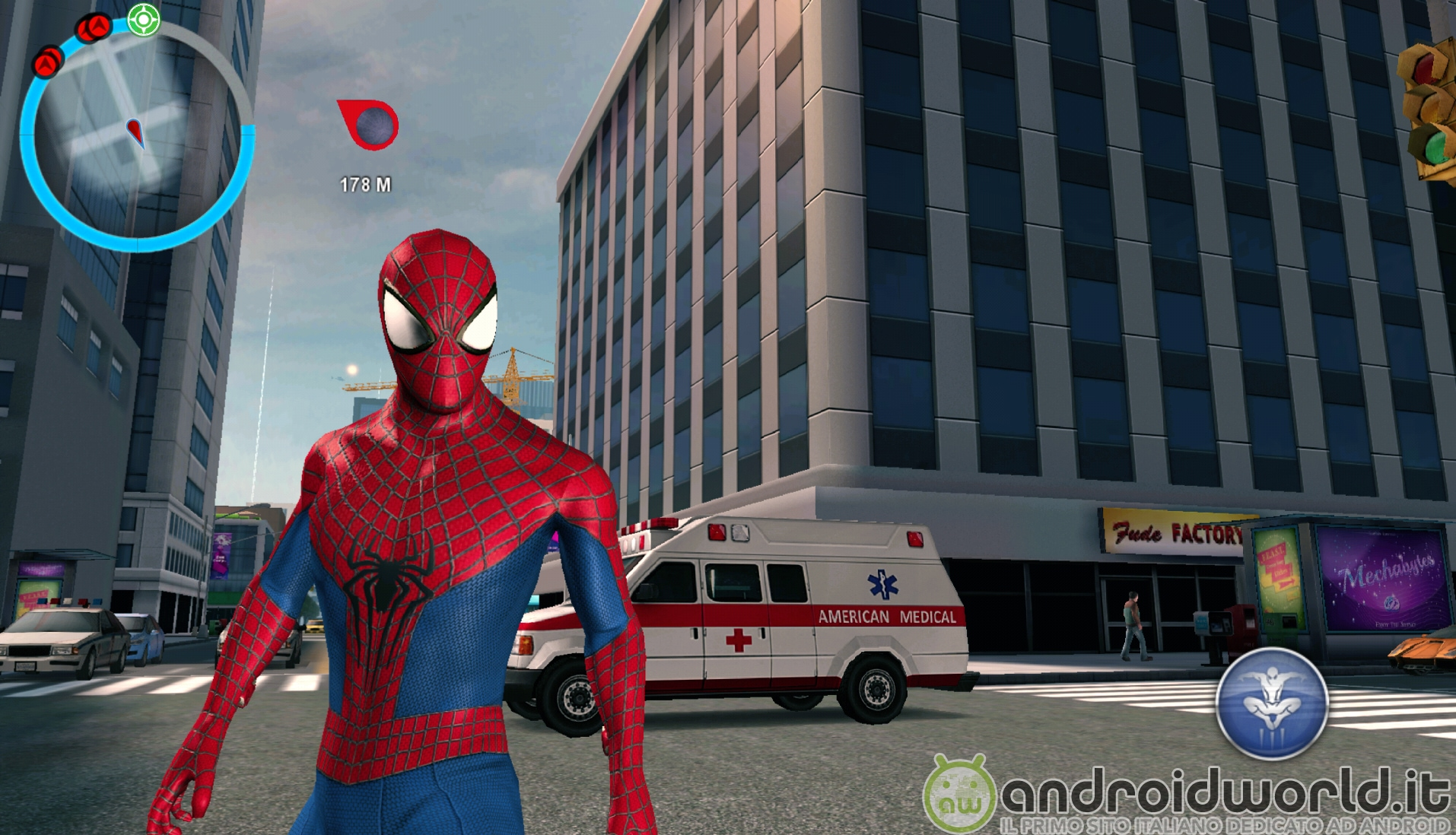 The Amazing Spider-Man 2 Android Sample 3