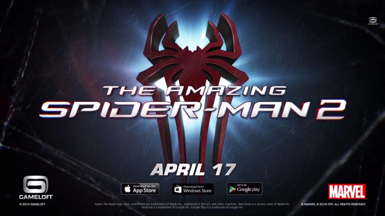 The Amazing Spider Man 2 Header