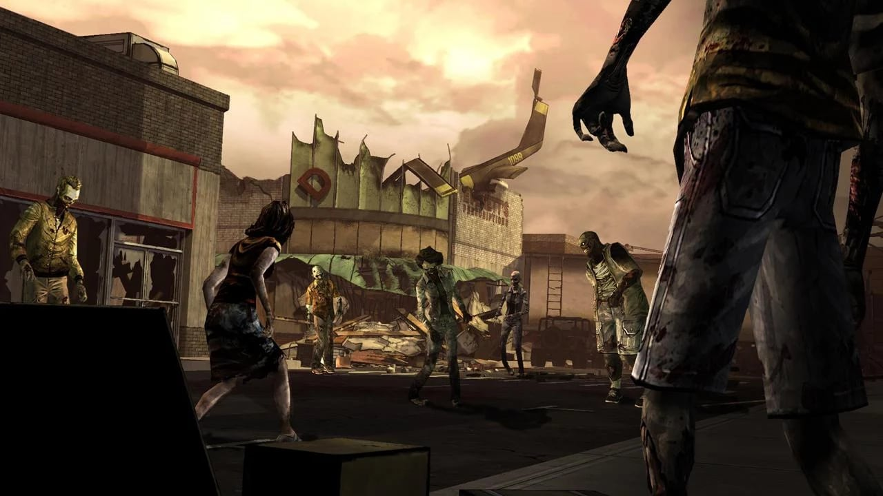 The Walking Dead Season One Android Sample (2)