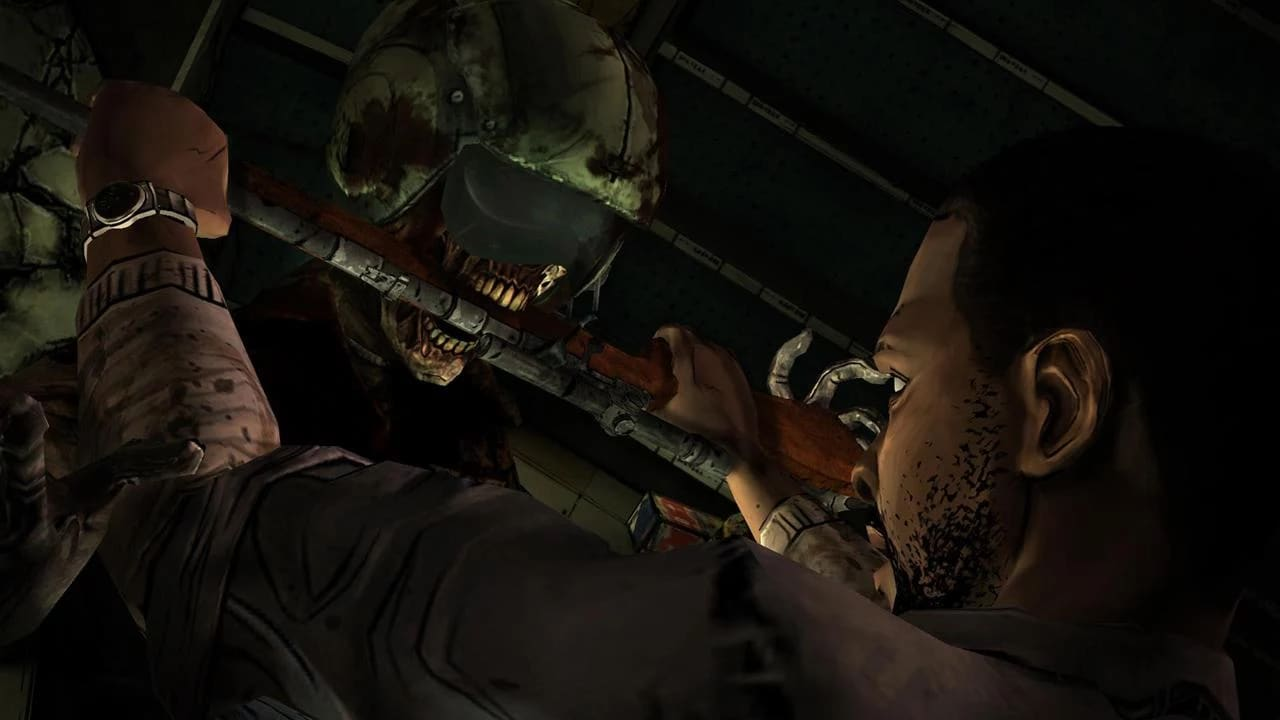 The Walking Dead Season One Android Sample (7)