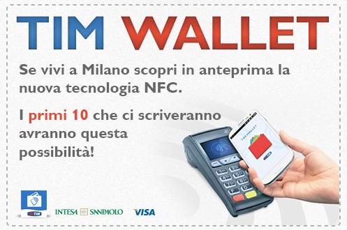 Telecom lancerà presto Tim Wallet, un nuovo servizio che consentirà anche pagamenti via NFC