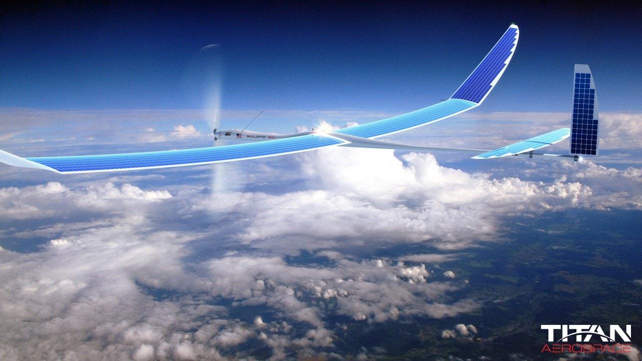 Google acquisisce Titan Aerospace, azienda produttrice di droni ad energia solare