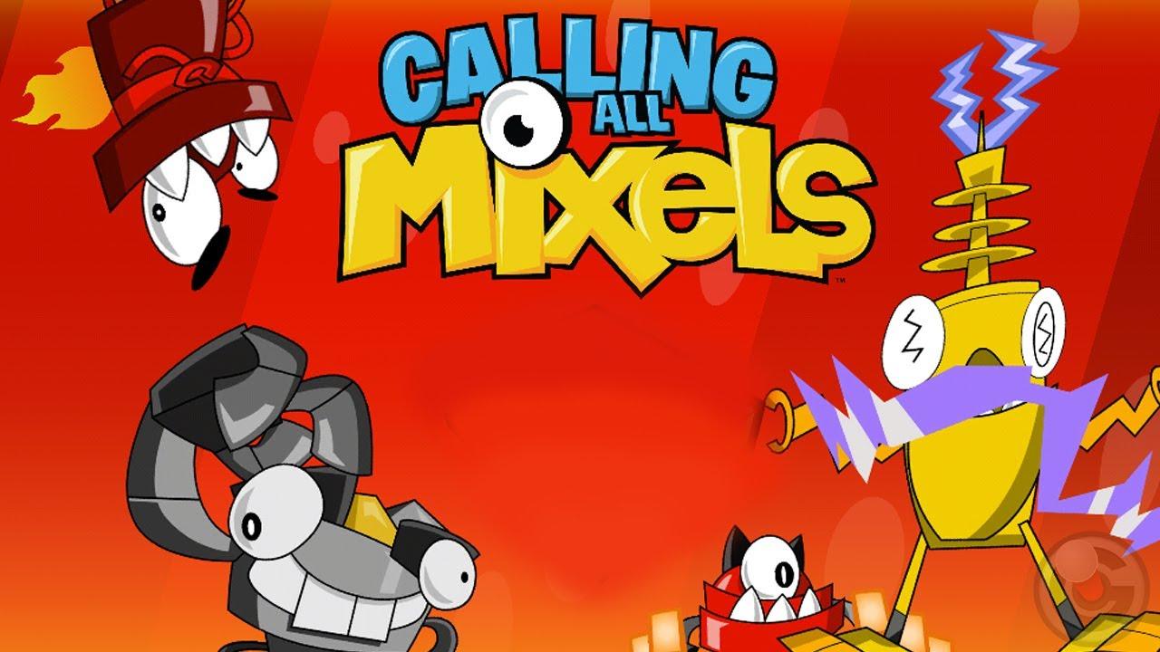 Un mondo di Mixels! Header
