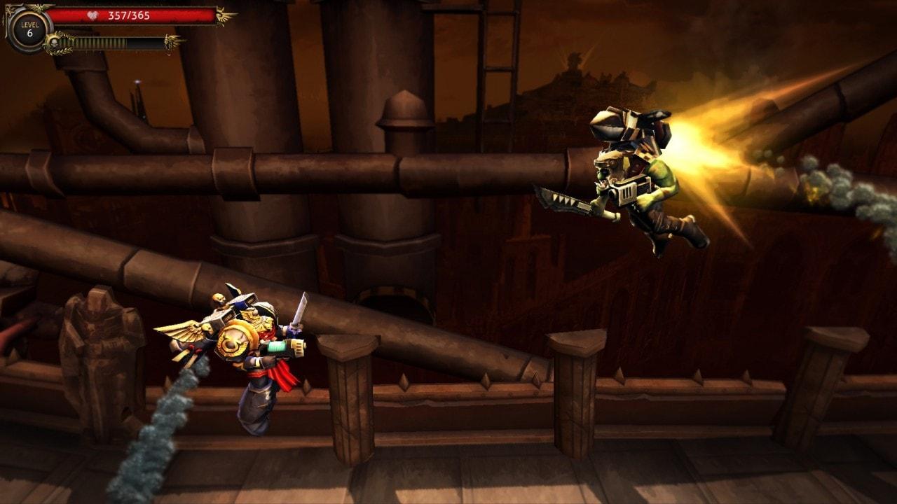 Warhammer 40000 Carnage arriverà sul Play Store a maggio (foto e video)