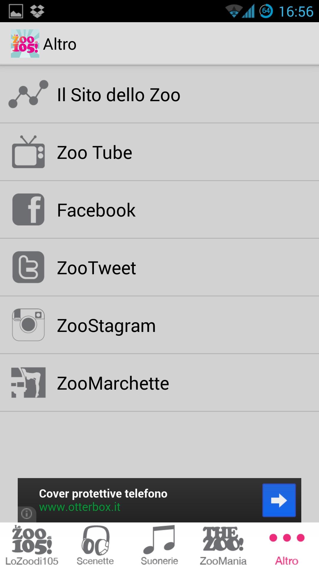Lo Zoo Di 105 Arriva Su Android Con L App Dedicata Foto