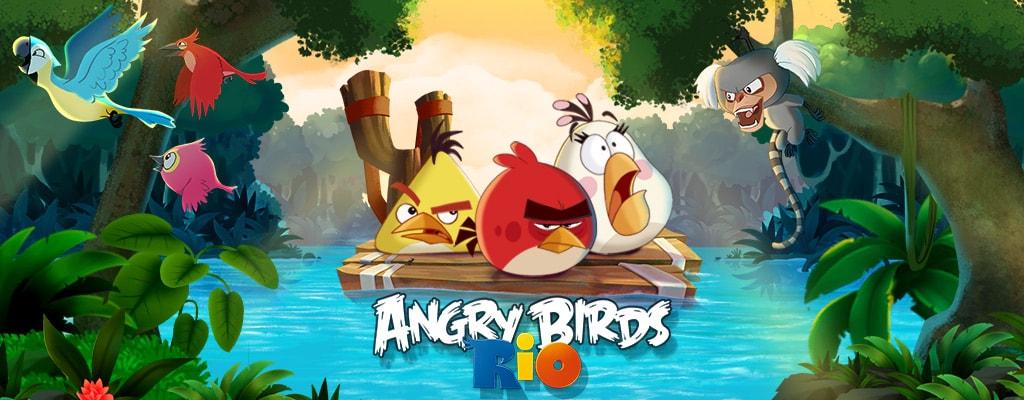 Angry Birds Rio si aggiorna con nuovi livelli (video)