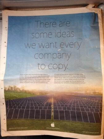 apple pubblicità copia