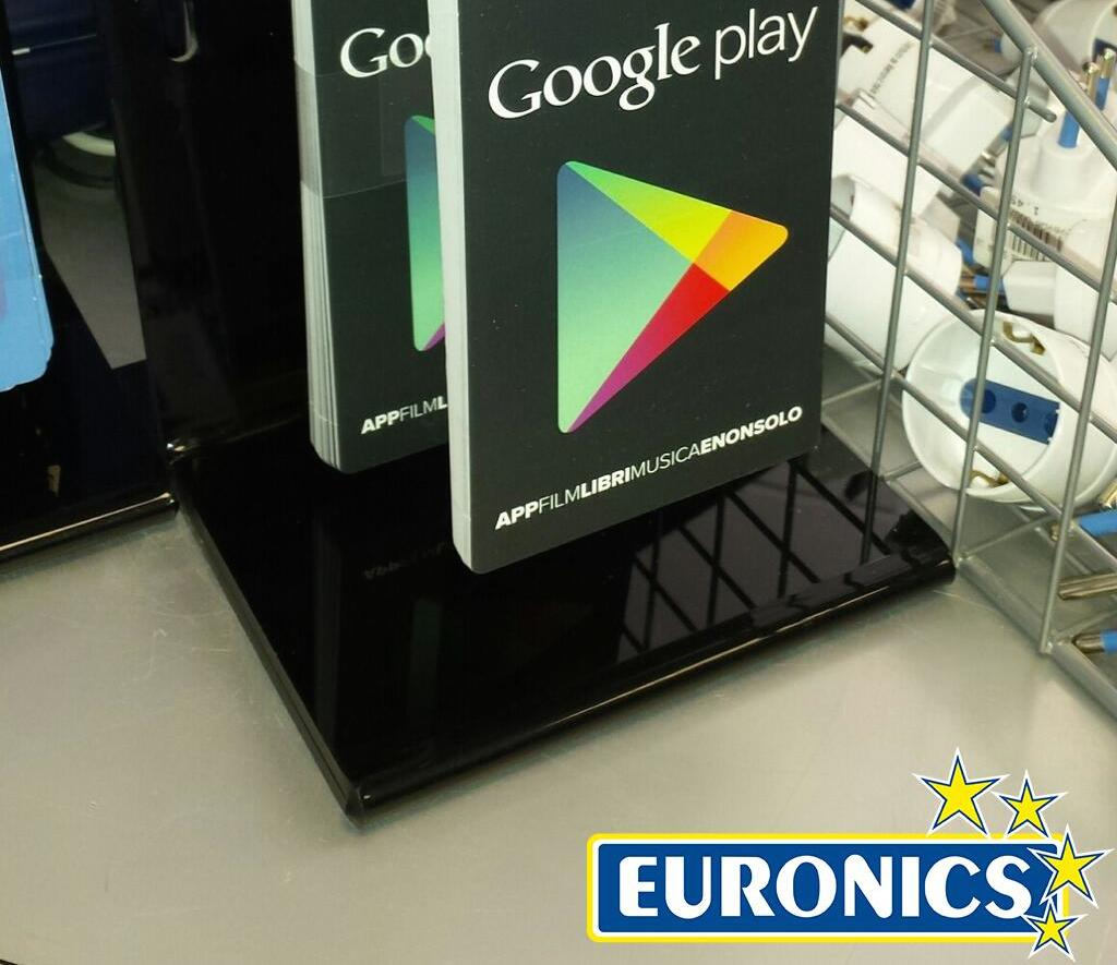 euronics google play