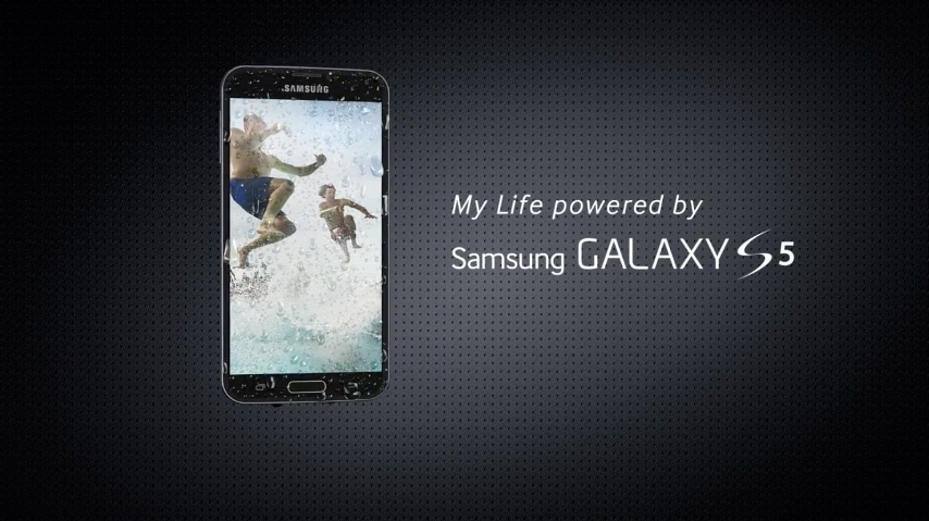 galaxy s5 commercial
