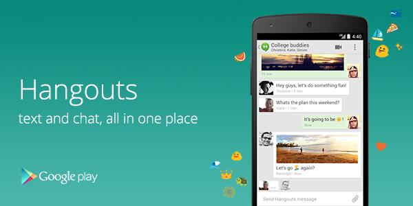 Hangouts 2.1 consumerebbe troppa batteria