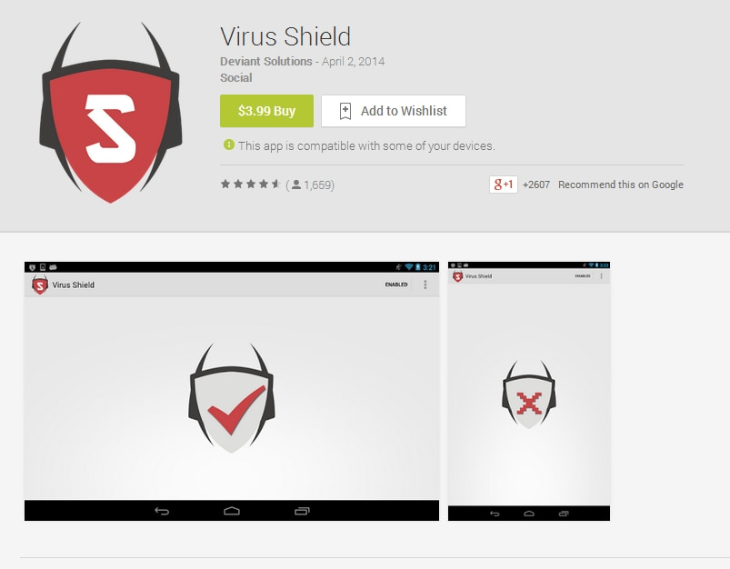 Virus Shield