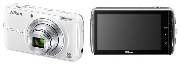 Coolpix S810c: Nikon ci riprova con una nuova fotocamera con Android
