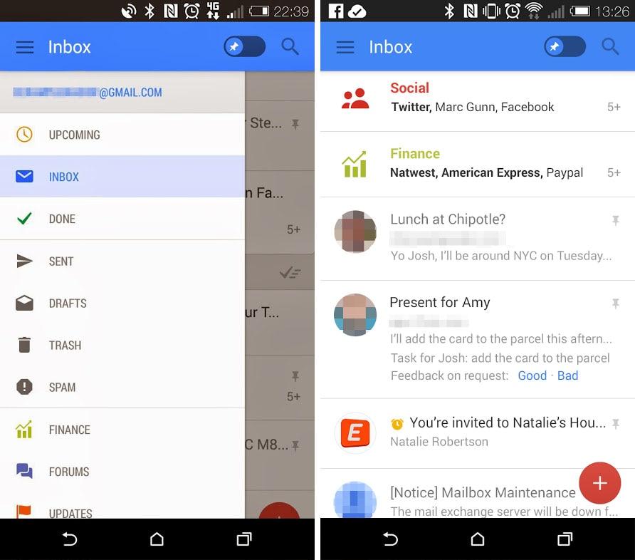Google starebbe pianificando di rinnovare le proprie app in modo significativo