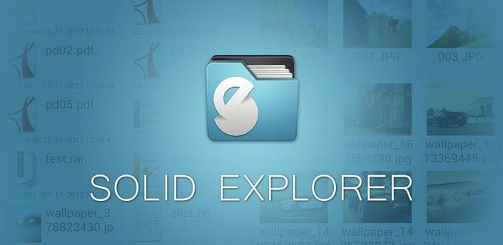 Solid Explorer aggiunge Cloud Upload alla beta (download apk)