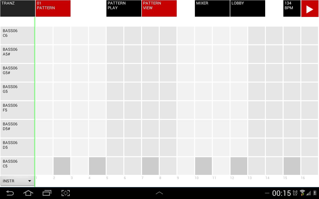 [Soundroid] GrooveCloud cerca beta tester per il loro beat maker per Android multi-utente