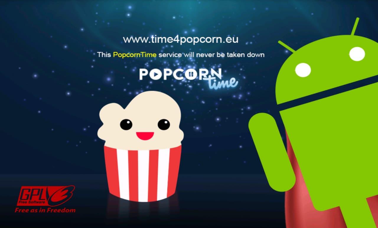 Time Popcorn, il Netflix pirata arriva anche su Android