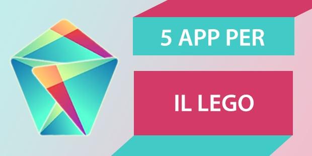 Migliori app Android LEGO