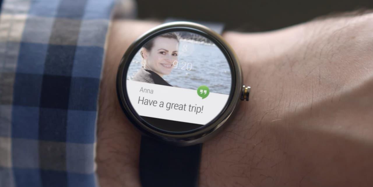 Le notifiche su Android Wear: nuove immagini e il loro funzionamento (foto)
