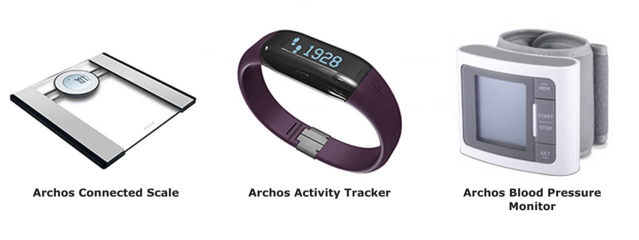 Archos pubblica l'app per i dispositivi Connected Self