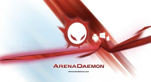 ArenaDaemon Header