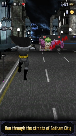 Batman & The Flash Hero Run Android (1)