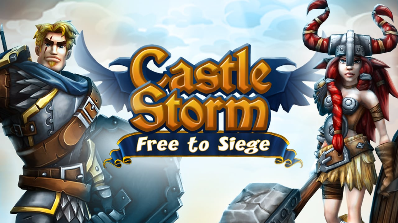 CastleStorm Free to Siege Android (1)