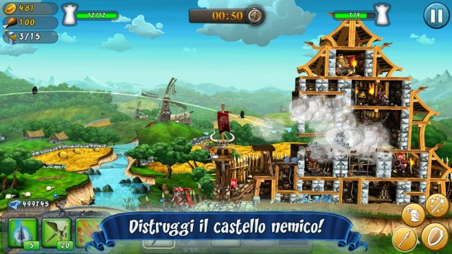 CastleStorm Free to Siege Android (4)