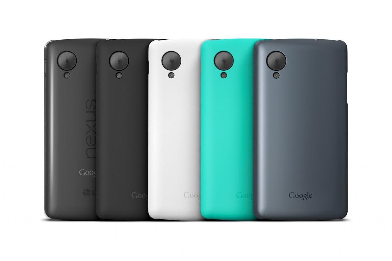 Le custodie a scatto per Nexus 5 arrivano sul Play Store, ma non in Italia