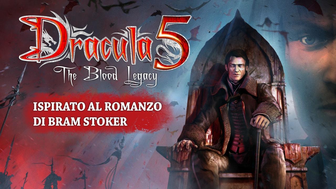 Dracula 5 The Blood Legacy, la nuova avventura di Microids disponibile su Google Play (foto e video)