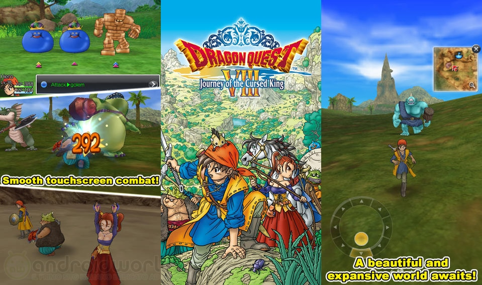 Dragon Quest VIII a sconto per un periodo di tempo limitato