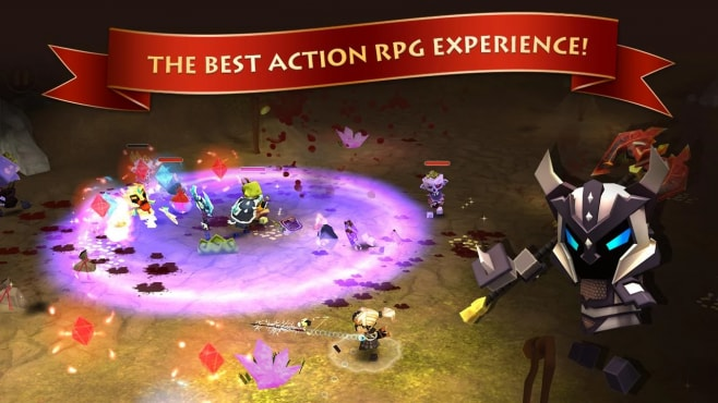 Elements Epic Heroes Android (3)