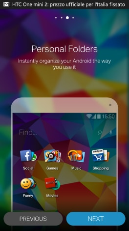 EverythingMe Launcher 1