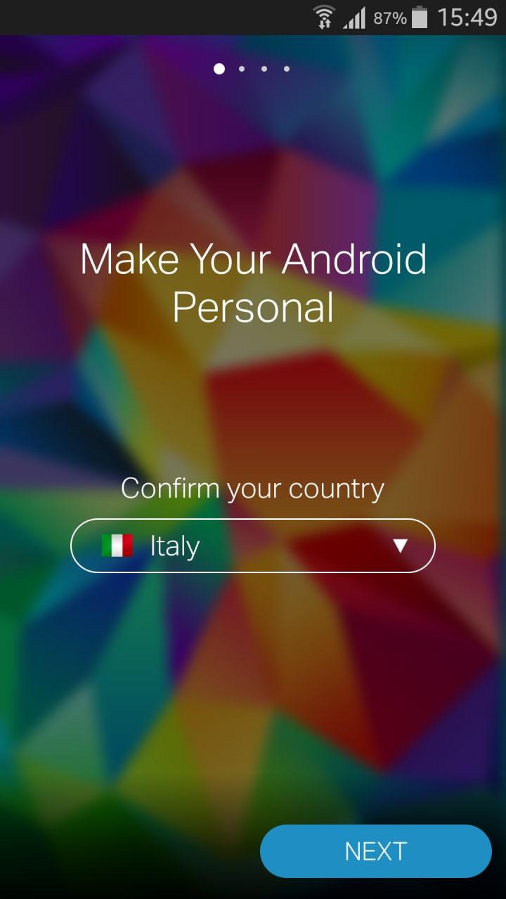 EverythingMe Launcher disponibile anche in Italia (foto e video)