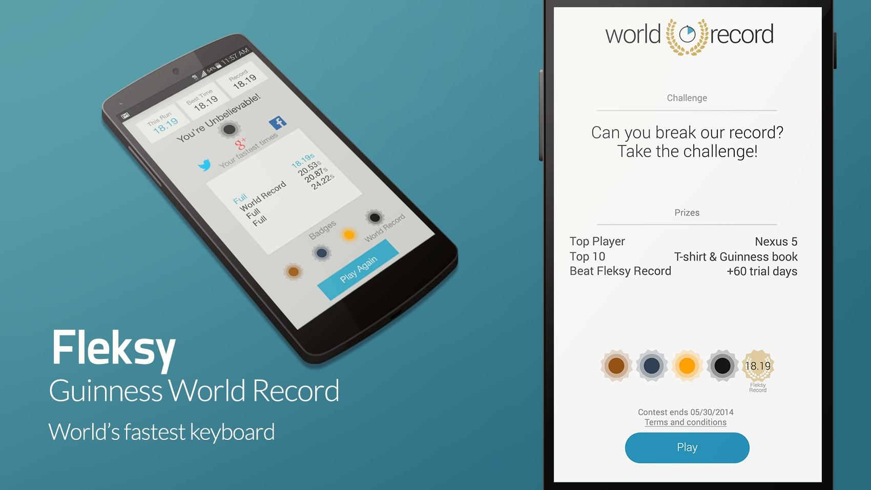 Fleksy-World-Record