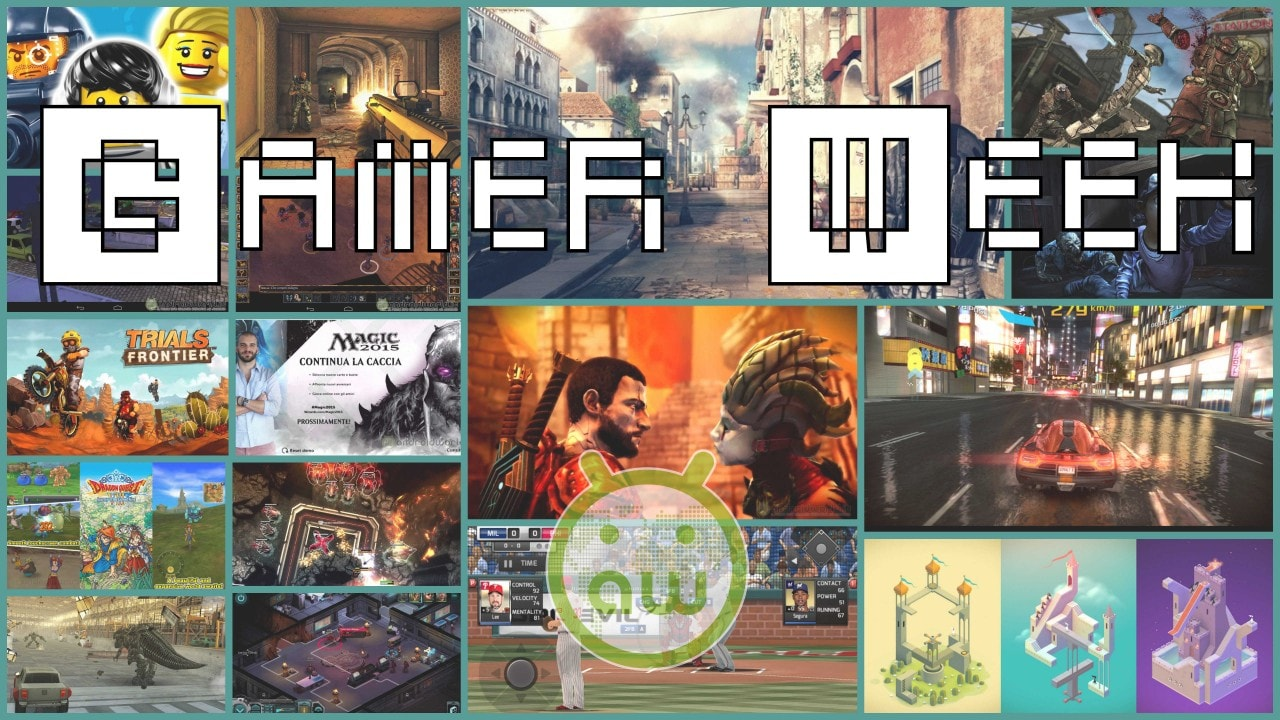Gamer Week #45: Chaos Rings 3, Dragon Quest IV, Humble Mobile Bundle e molto altro