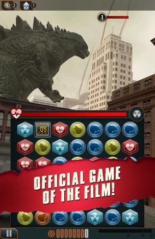 Godzilla Smash3 Android Sample (7)