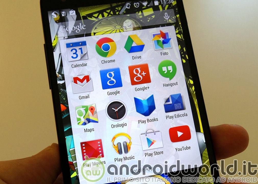 Google aggiorna Chrome Remote Desktop, Keep, Calendar, Hangouts, Play Edicola e Presentazioni (download apk)