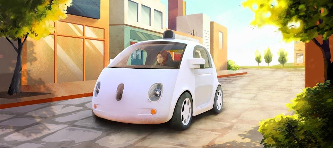 Google Self-Driving Car: il primo vero prototipo senza pedali e volante (video)