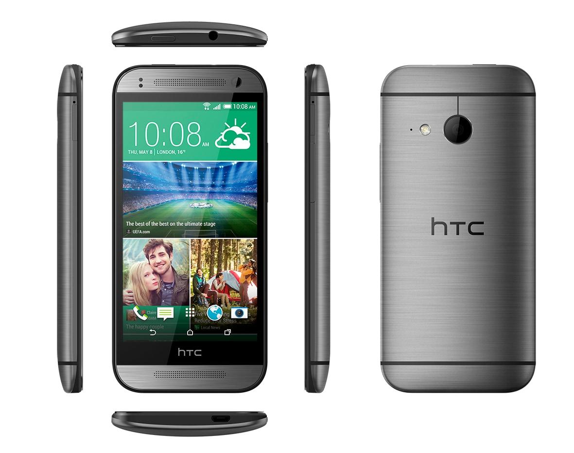 HTC One mini 2 ufficiale: in arrivo in Italia da giugno in due colorazioni (foto)