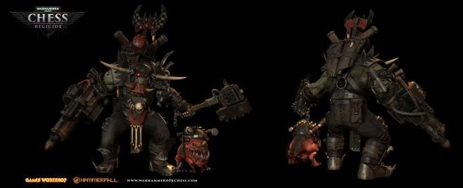 Hammerfall_Ork_Warboss_Turnaround