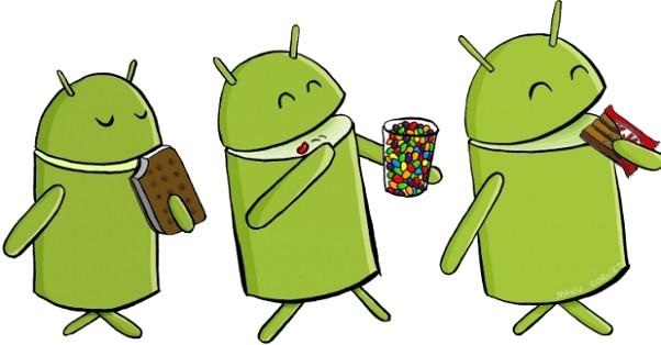 Versioni di Android