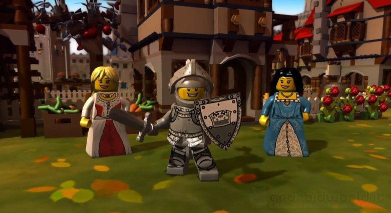 LEGO Minifigures Online Medieval