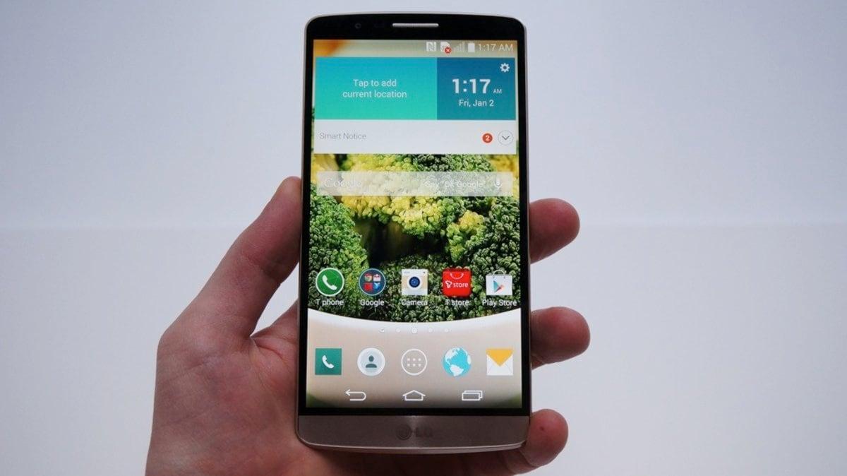 LG G3: in Germania il prezzo è di 549€ (2GB/16GB) e 599€ (3GB/32GB)