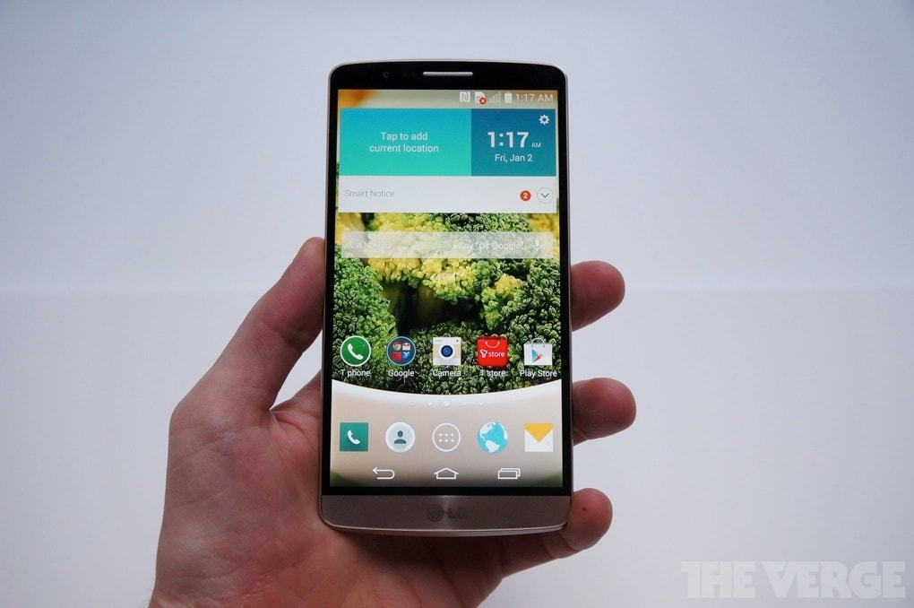 LG G3 hands-on 7