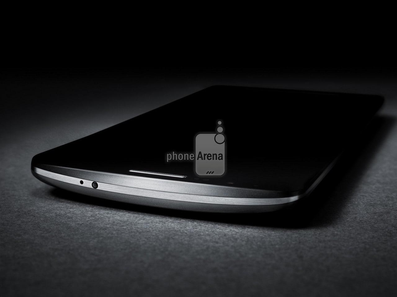 LG G3 in nuovi render nei colori grigio, argento e oro (foto)