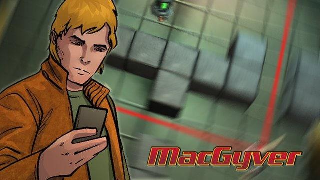 MacGyver Discesa Mortale: arriva su Android il puzzle game ufficiale di MacGyver! (foto)