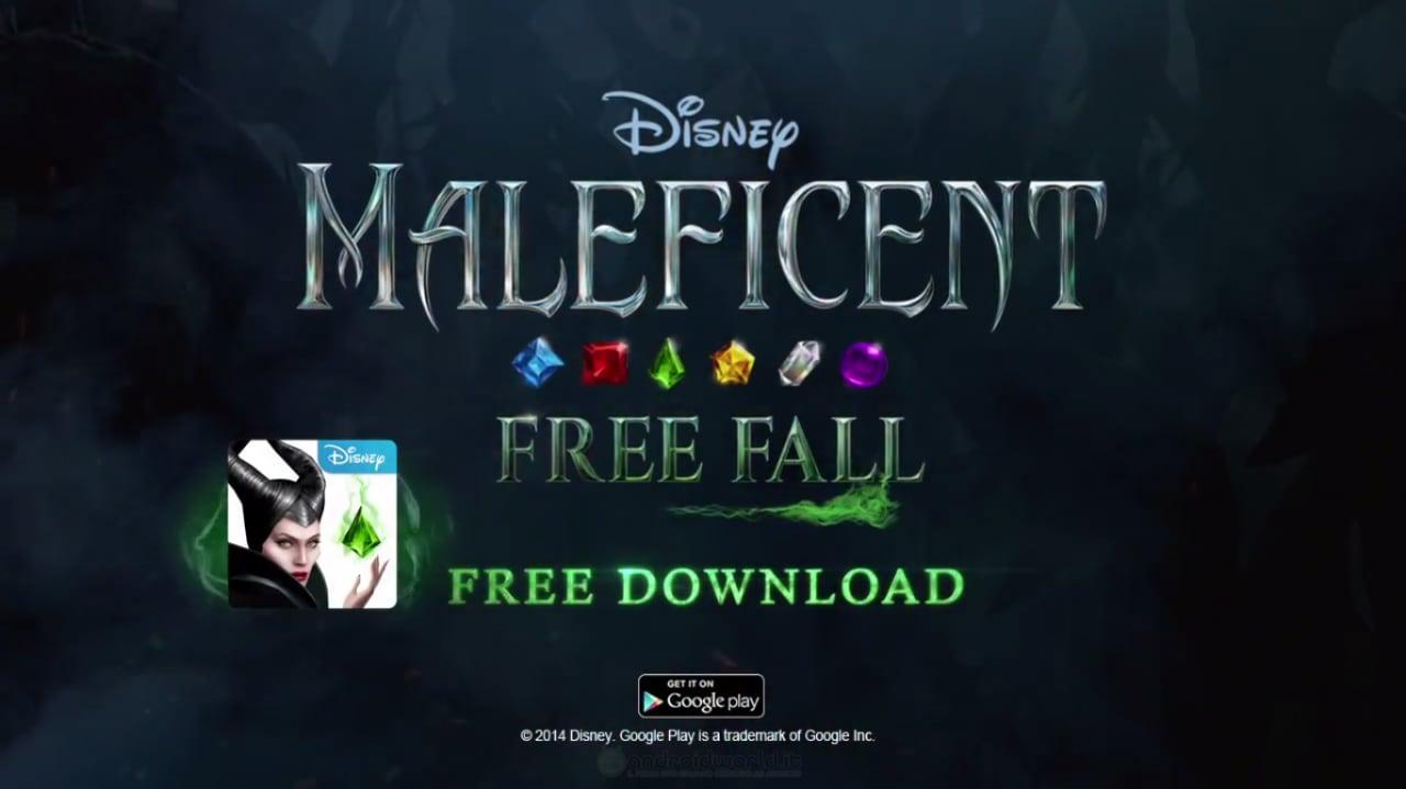 Maleficent Lampi di Gemme, il nuovo puzzle game di Disney (foto e video)