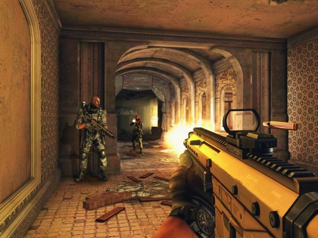 Modern Combat 5 New Screenshot (1)