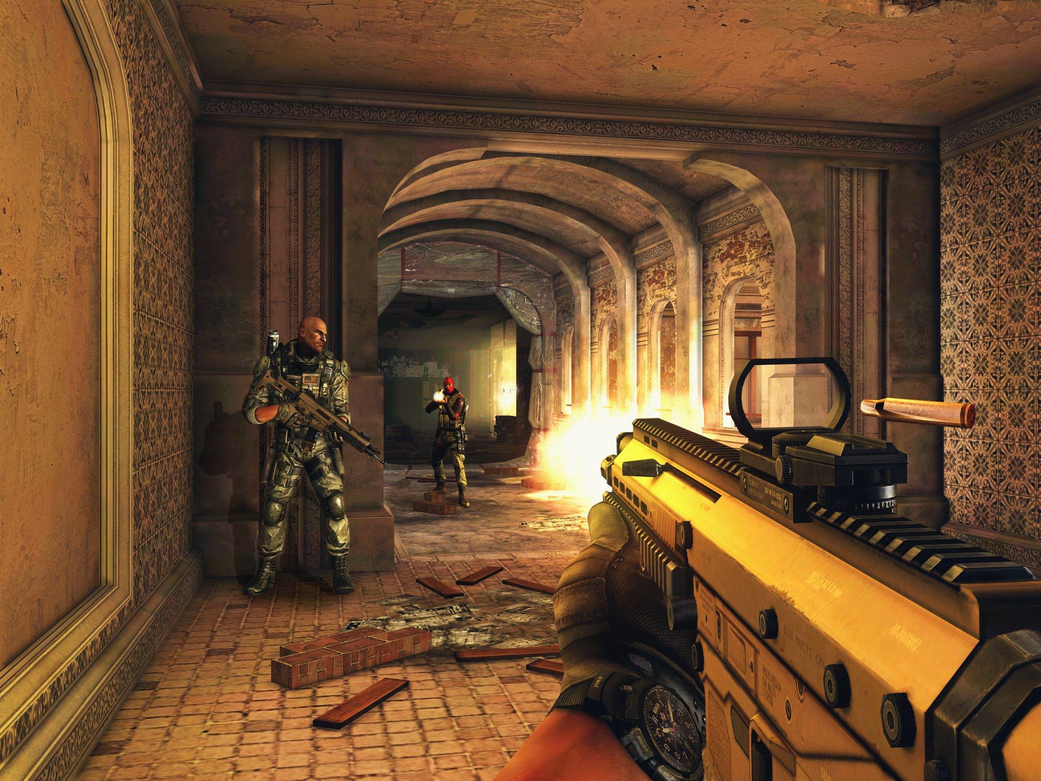 Modern Combat 5 New Screenshot (1)